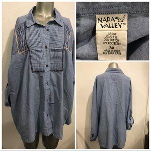 Vintage casual top